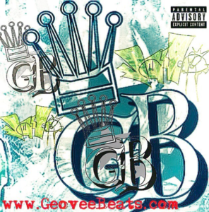 GeoveeBeats Custom Geovee Beats jayo logo Graffiti artwork Album art