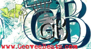 GeoveeBeats Custom Geovee Beats jayo logo Graffiti artwork Album art services