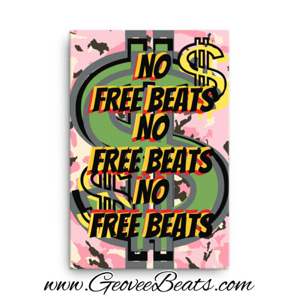 no free beats pink camo